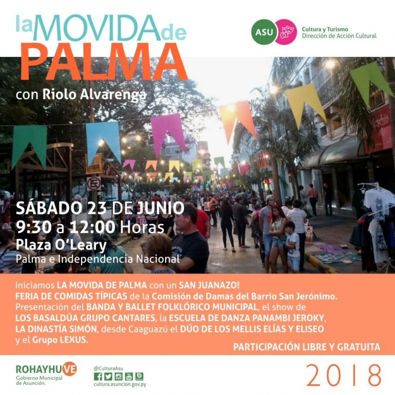 La movida de palma-23 de junio