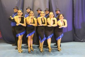 Bailarines de XPYRIENCE DANCE